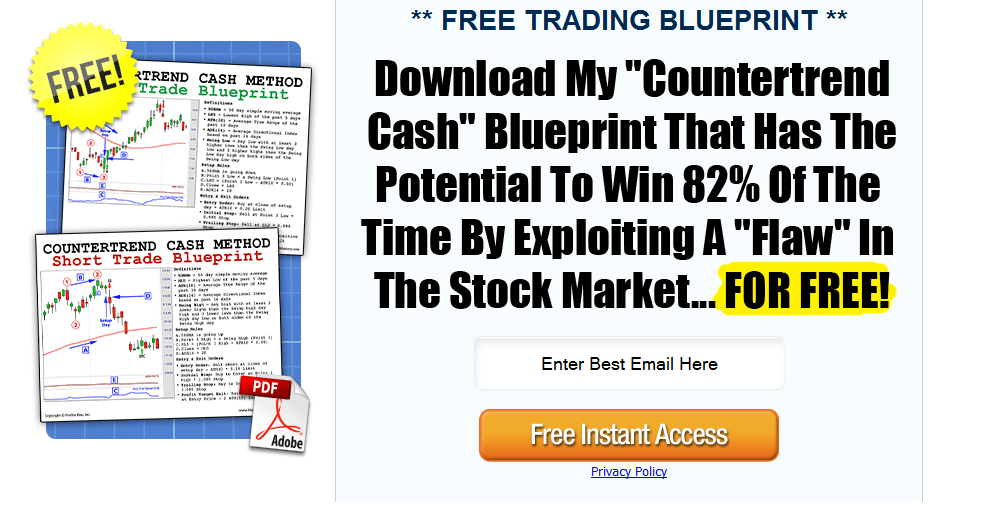 Market Mastery Countertrend Cash Blueprint