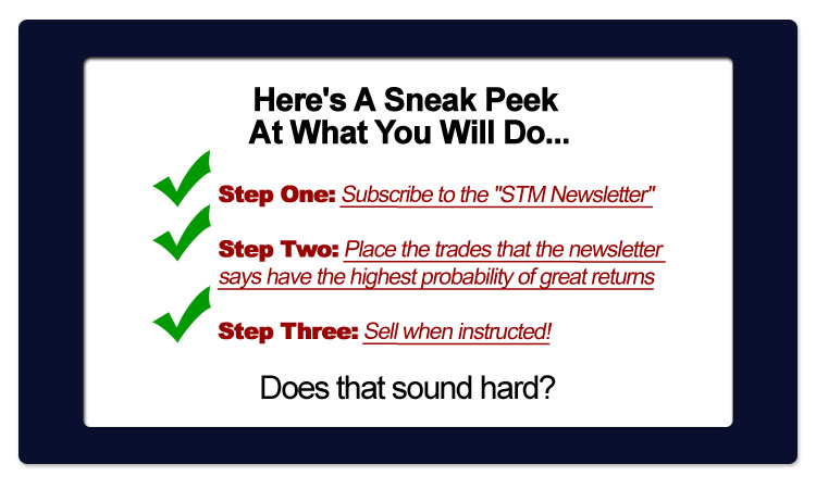 Slap The Market STM Newsletter