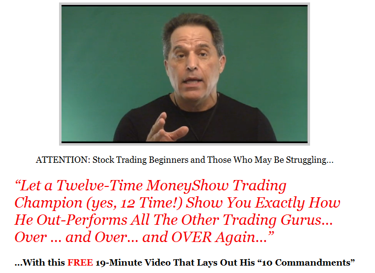 Stock Trading Mastery And Support Program